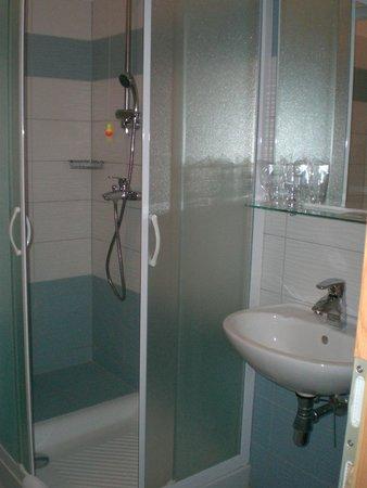 Hotel Porto : ducha