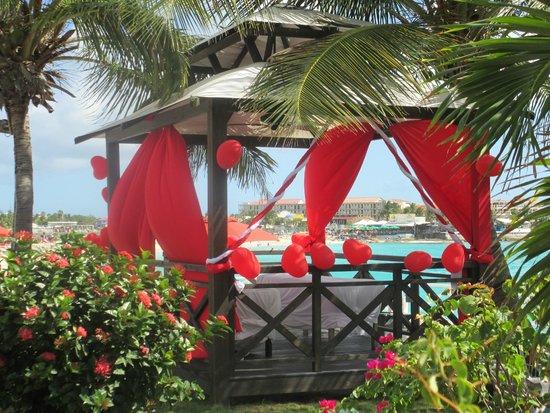 Sonesta Maho Beach Resort & Casino : couples massage
