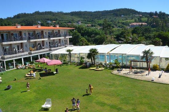 Augusta Spa Resort: ED. 2 - VISTAS DESDE LA HABITACION