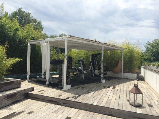 Hotel & Spa La Suite: Gym