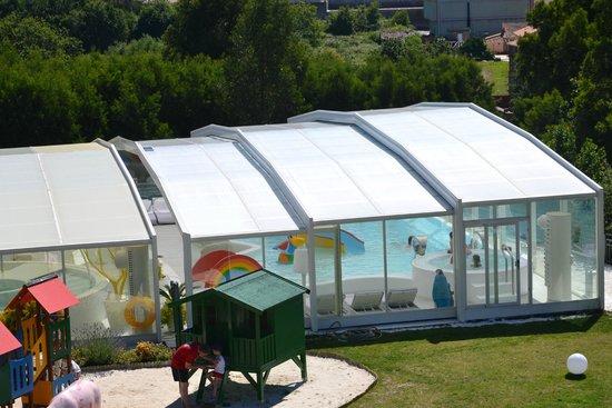Augusta Spa Resort: SPA EDIFICIO 2