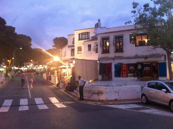 Hotel Best Cap Salou : Alrededores