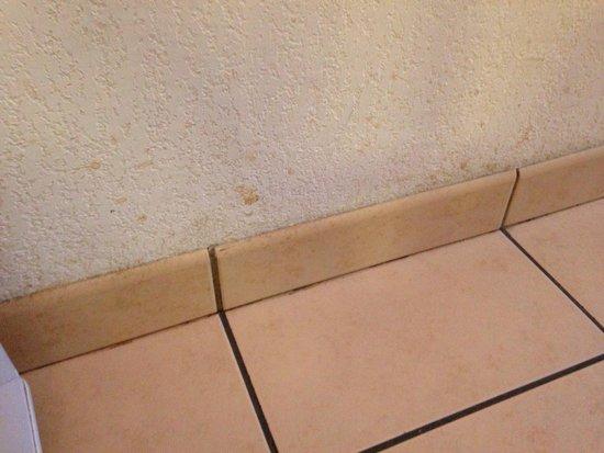 Domaine Du Val De Roland : Grubby floors