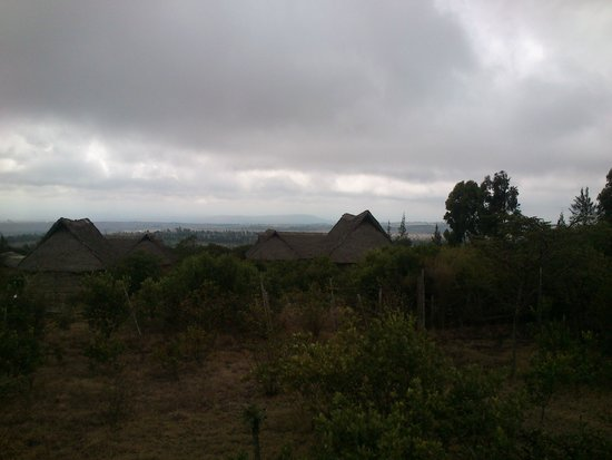 Rhino Watch Safari Lodge: View of the lodge
