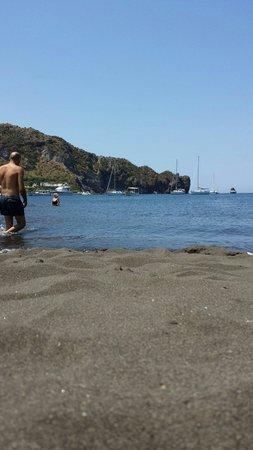Baia Negra: La Spiaggia Negra