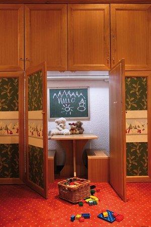Hotel Arlberghaus: Details für Kinder
