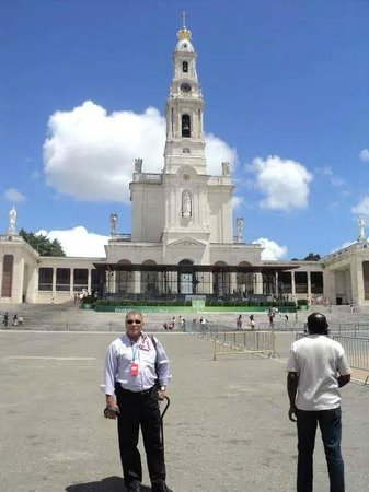 Basilica of Nossa Senhora do Rosario de Fatima: Our Lady of Fatima Basilica