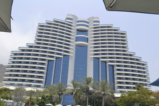 Le Meridien Al Aqah Beach Resort : Hotel