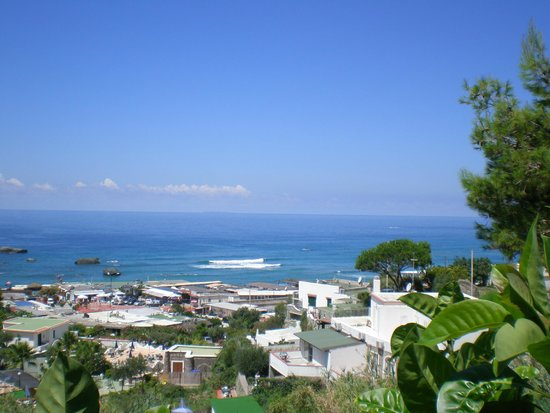 Villa Bianca : Il mare...