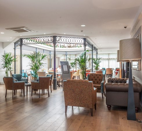 The Gonville Hotel : Atrium 5