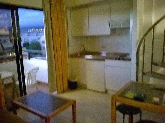 Aparthotel Udalla Park: a