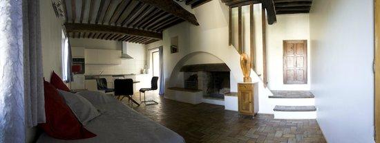La Fête en Provence : Duplex salon