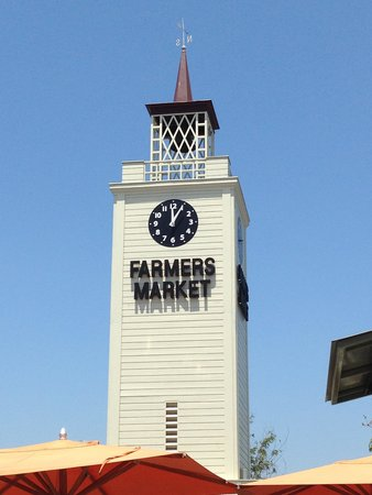 The Original Farmers Market : Farmers Market Tower