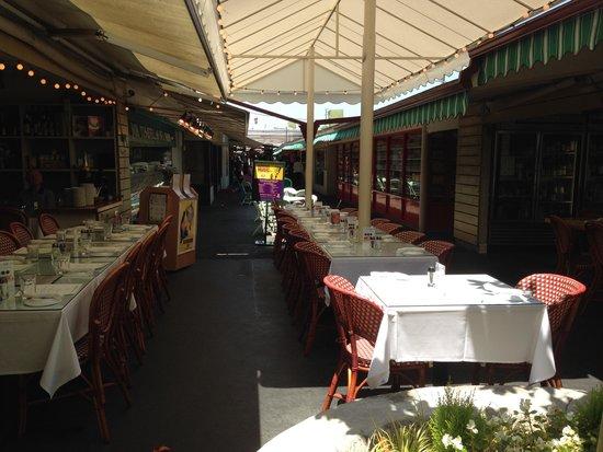 The Original Farmers Market : Inside the Farmers Market