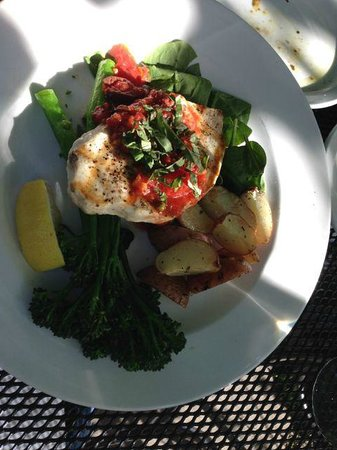 Flying Fork Cafe & Bakery: Le Swordfish