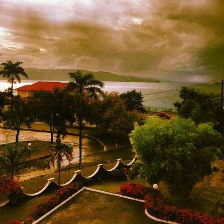El Greco Resort: Вид из номера