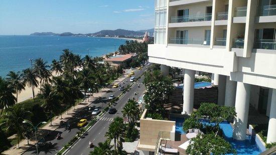 InterContinental Nha Trang : From room balcony