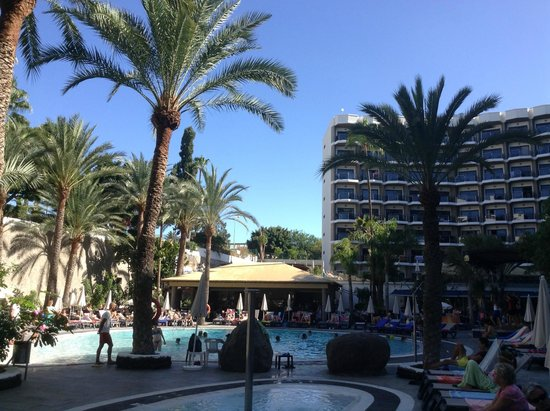 Occidental Margaritas: Hotel pool