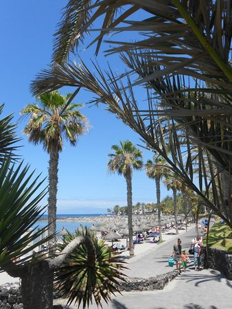Playa de las Vistas: a