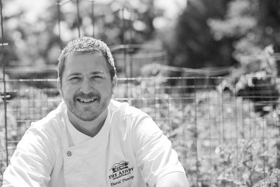 The Ashby Inn & Restaurant : Chef David Dunlap