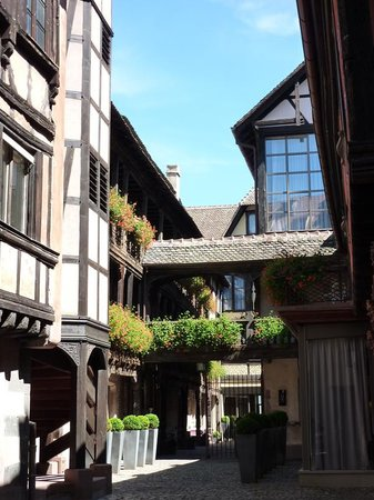 Hotel Cour du Corbeau Strasbourg - MGallery Collection : edicifio