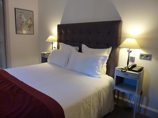 Hotel Cour du Corbeau Strasbourg - MGallery Collection : habitacion doble simple