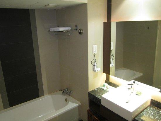 Billion Waterfront: Washroom