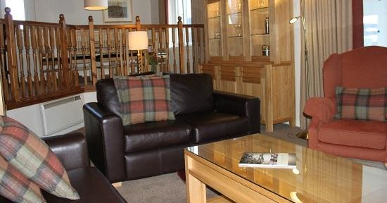 Macdonald Spey Valley Golf & Country Club: Lodge