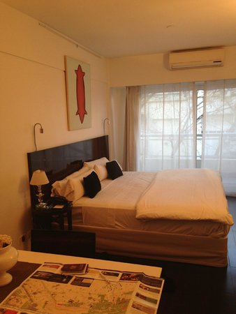 Awwa Suites & Spa: Habitación