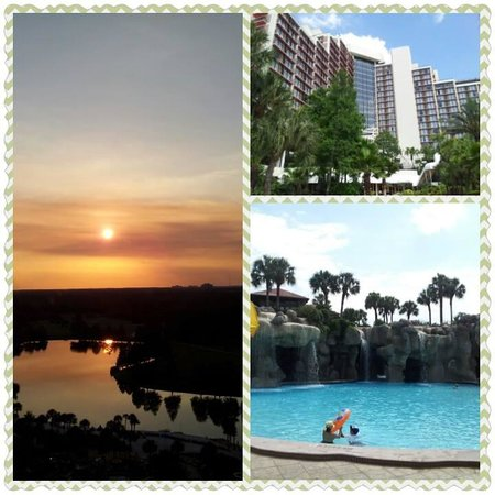 Hyatt Regency Grand Cypress: Beautiful hotel!