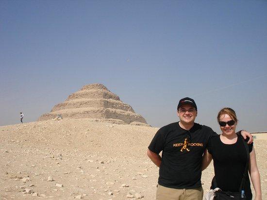 Step Pyramid of Djoser: Djoser's Pyramid, Saqqara