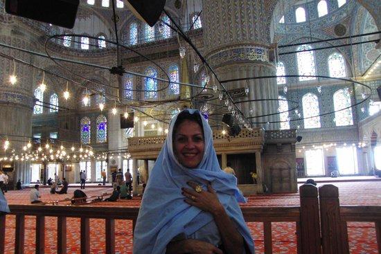 Mezquita de Suleiman o Mezquita de Süleymaniye: eu.
