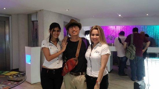 Senses Boutique Hotel: Very Kind Staff