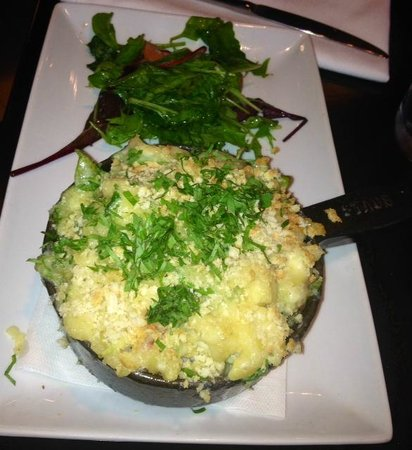 Terre Rouge Bistro Marche : Spring Vegetable Mac N Cheese
