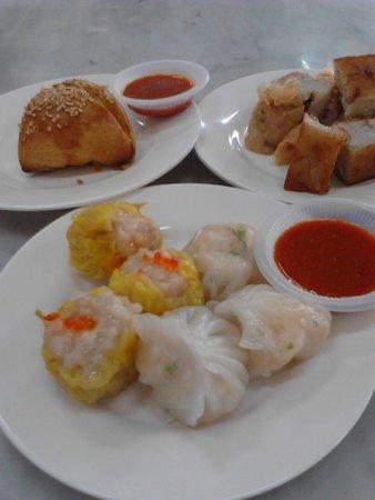 Nam Heong Coffee Shop: Dim Sum such as Siew Mai & Har Kau