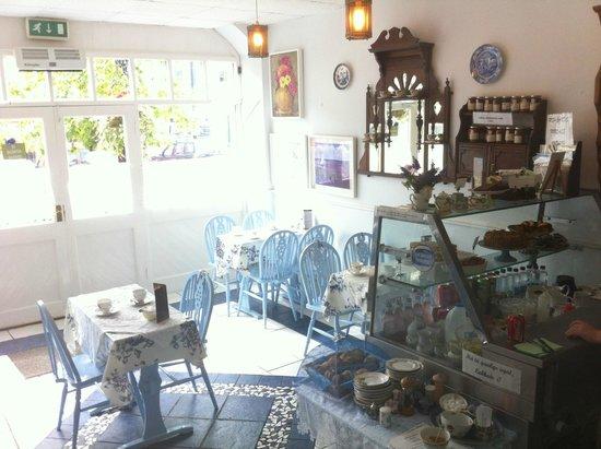 Blue Bicycle Tea Rooms: Interior