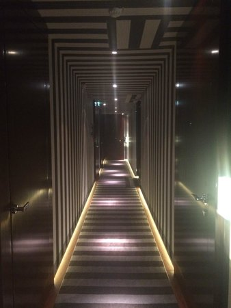 Le Royal Monceau-Raffles Paris : Hallway