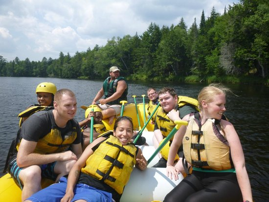 Northern Outdoors Adventure Resort : Penobscot