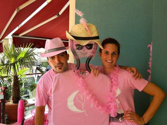 Hotel Florida: Notte Rosa '14