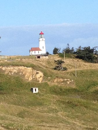 Windermere on the Beach: Cape Blanco Lighthouse