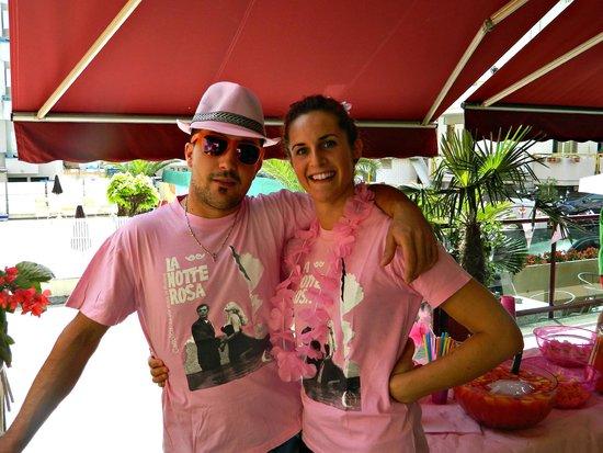 Hotel Florida: Prospero & Elena