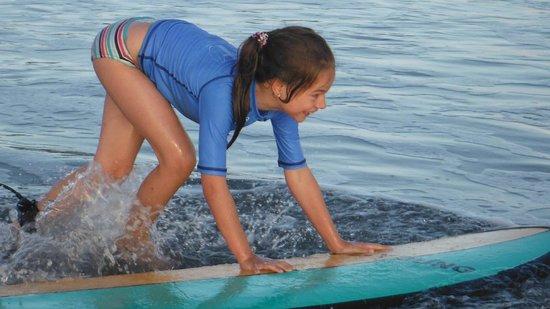 Bali Ocean Surf: le sourire de mes enfants parle de lui même