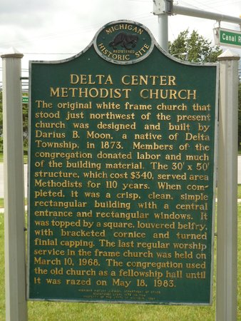 Delta Center Methodist Church