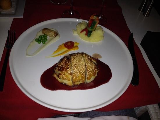 Amuse bouche picture of dinner restaurant alanya for Alanya turkish cuisine