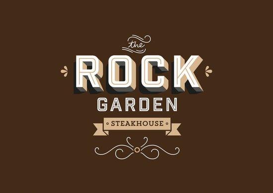 The Rock Garden: logo 1