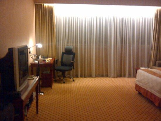 Hotel Borobudur Jakarta: Camera