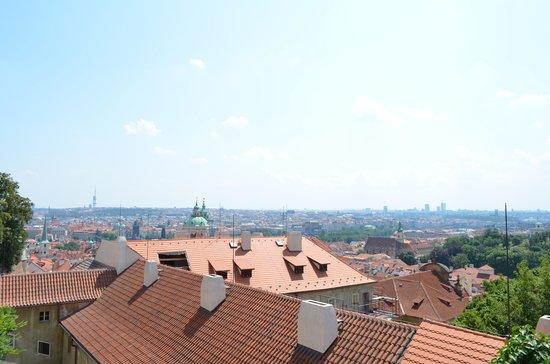 Hradschin (Burgstadt/Hradčany): プラハ城地区