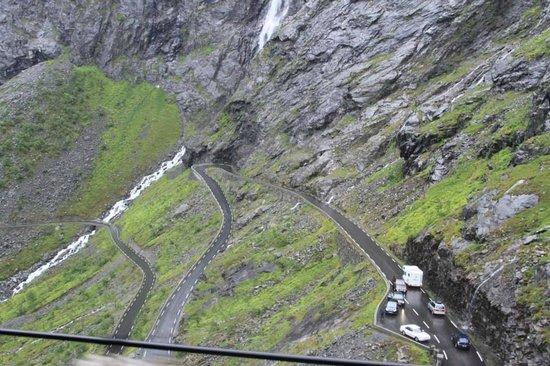 Trollstigen : carretera de los trols