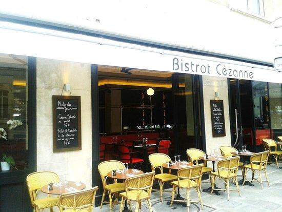 Bistro Cezanne  Paris