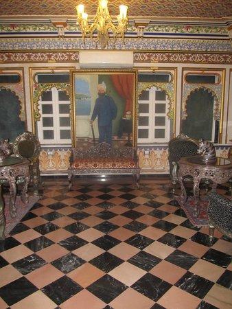 Chunda Palace Hotel: around reception
